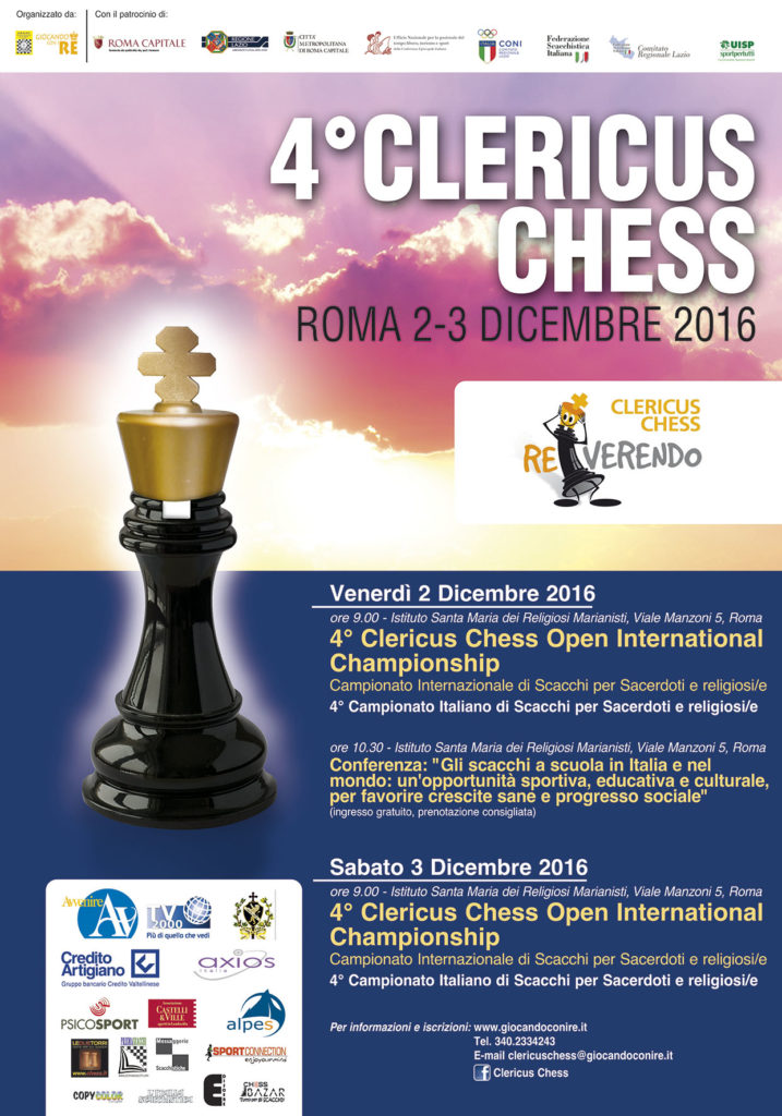 quarta clericus chess