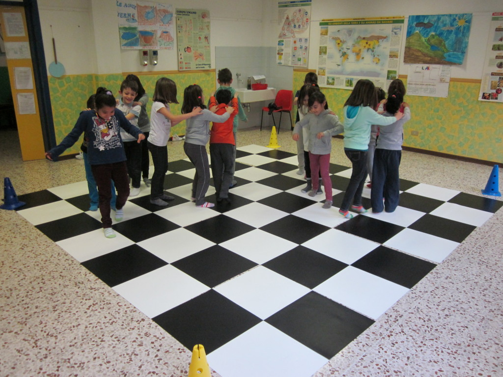 regole scacchi per bambini