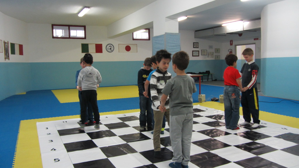 progetto scacchi a scuola