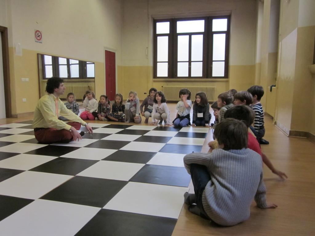 scacchi bambini