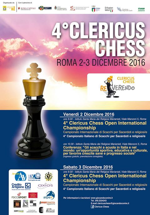 4° clericus chess