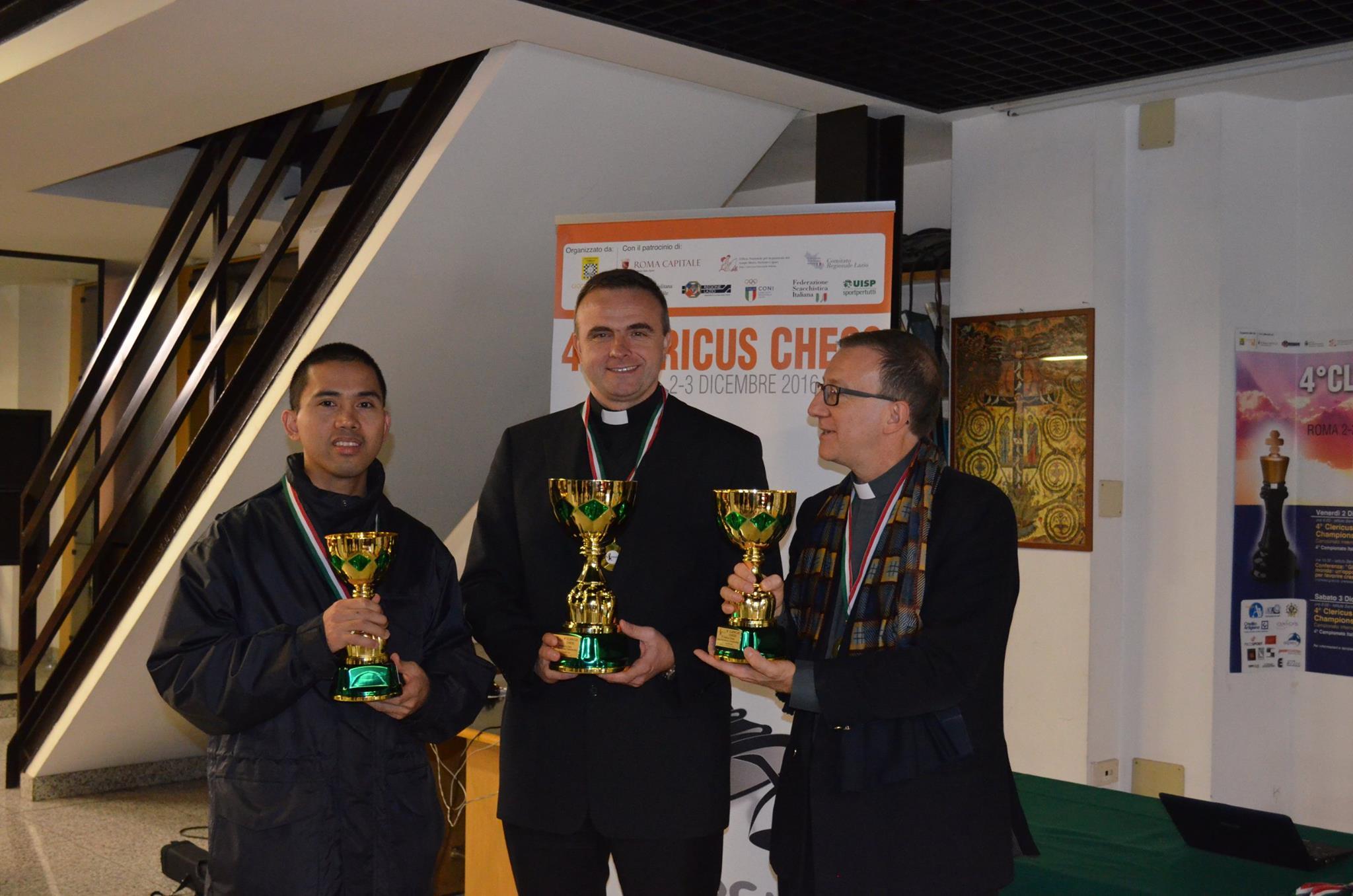 vincitori clericus chess