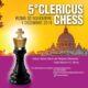 Clericus Chess V Edizione